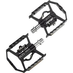 Cube ACID Combo A4-IB Hybrid Pedalen, black